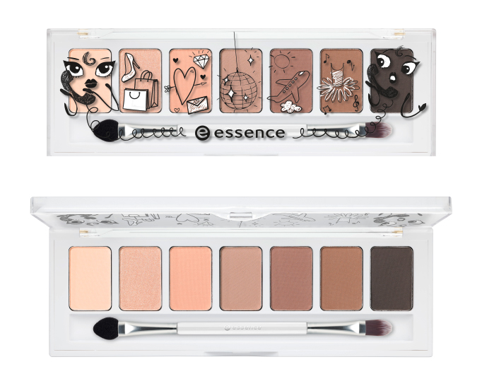 essence etos lovely little things
