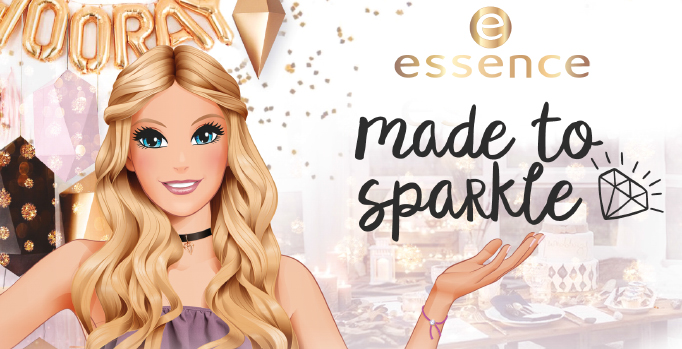 Essence Made to Sparkle Limited Edition