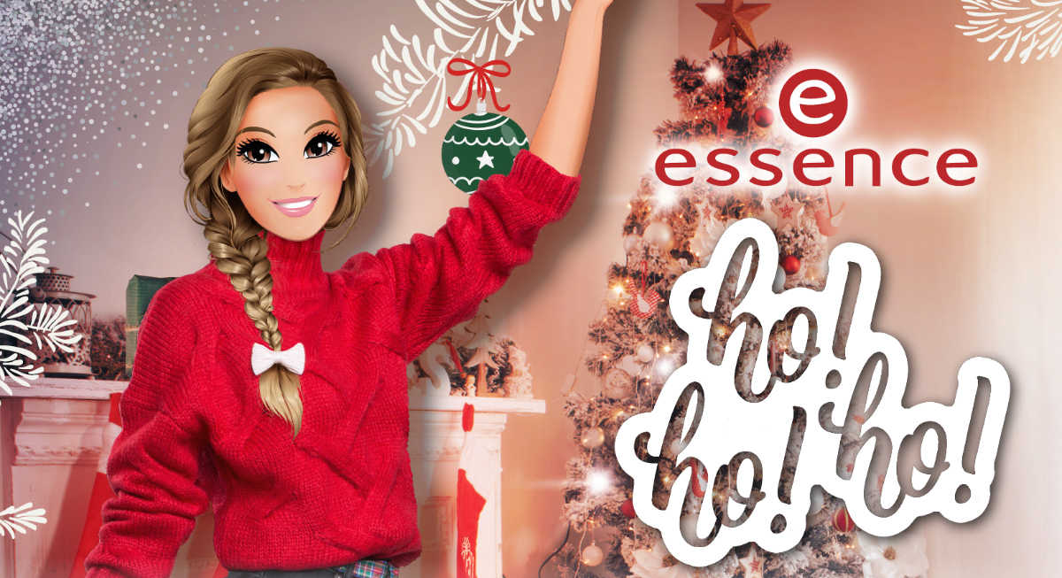Essence Ho Ho Ho Limited Edition