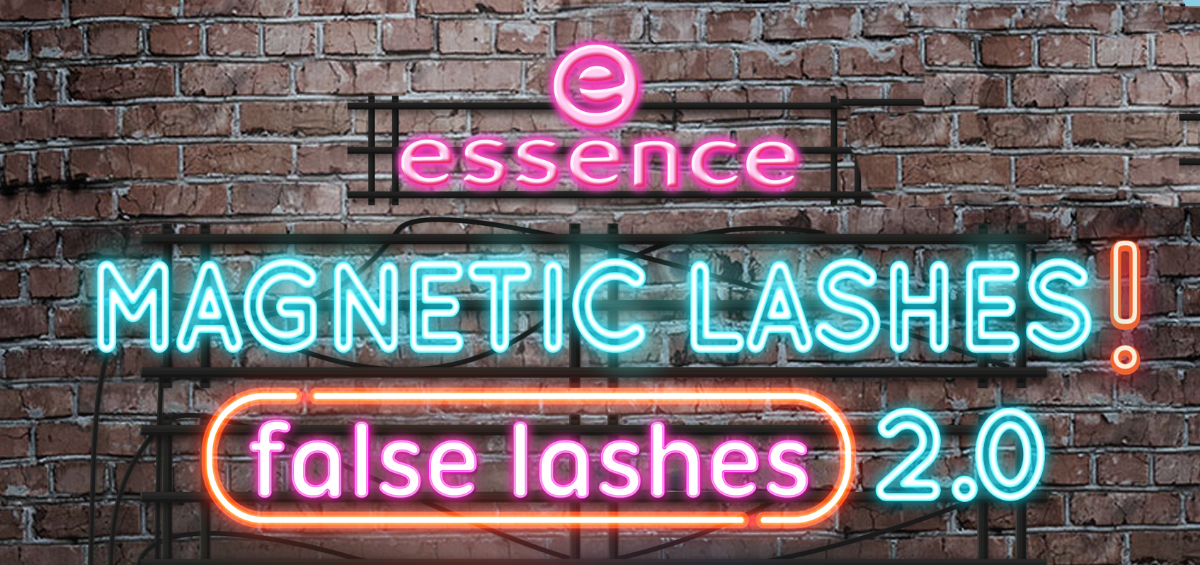 Essence Magnetic Lashes 2.0 Limited Edition