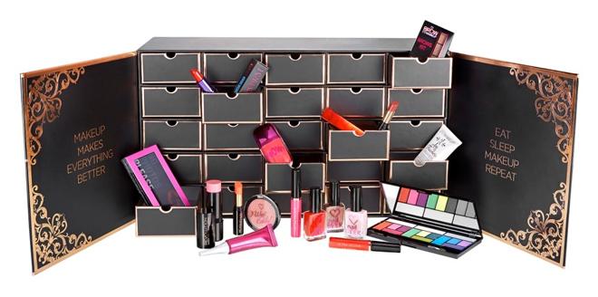 Make Up Weihnachtskalender.13x De Leukste Beauty Adventskalenders Make Me Blush