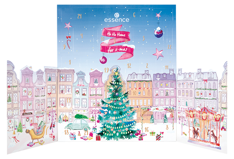 essence beauty adventskalenders 2020