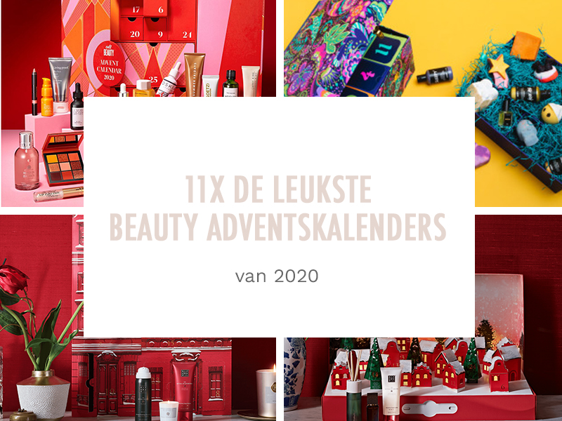 beauty adventskalenders van 2020