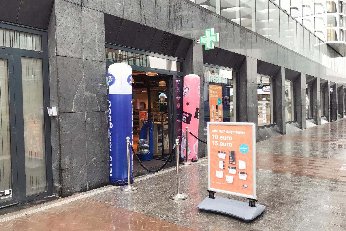 Boots Utrecht huidanalyse