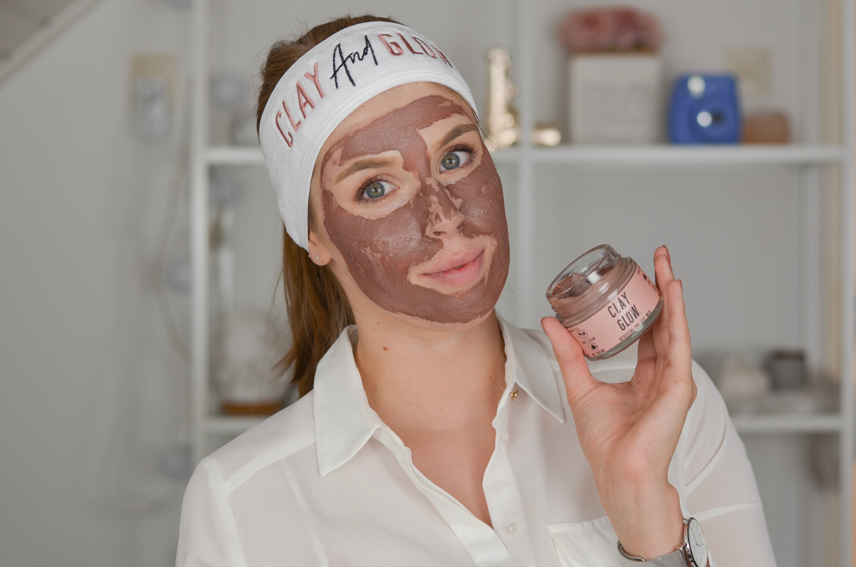 Clay And Glow Pink Clay Mask Review