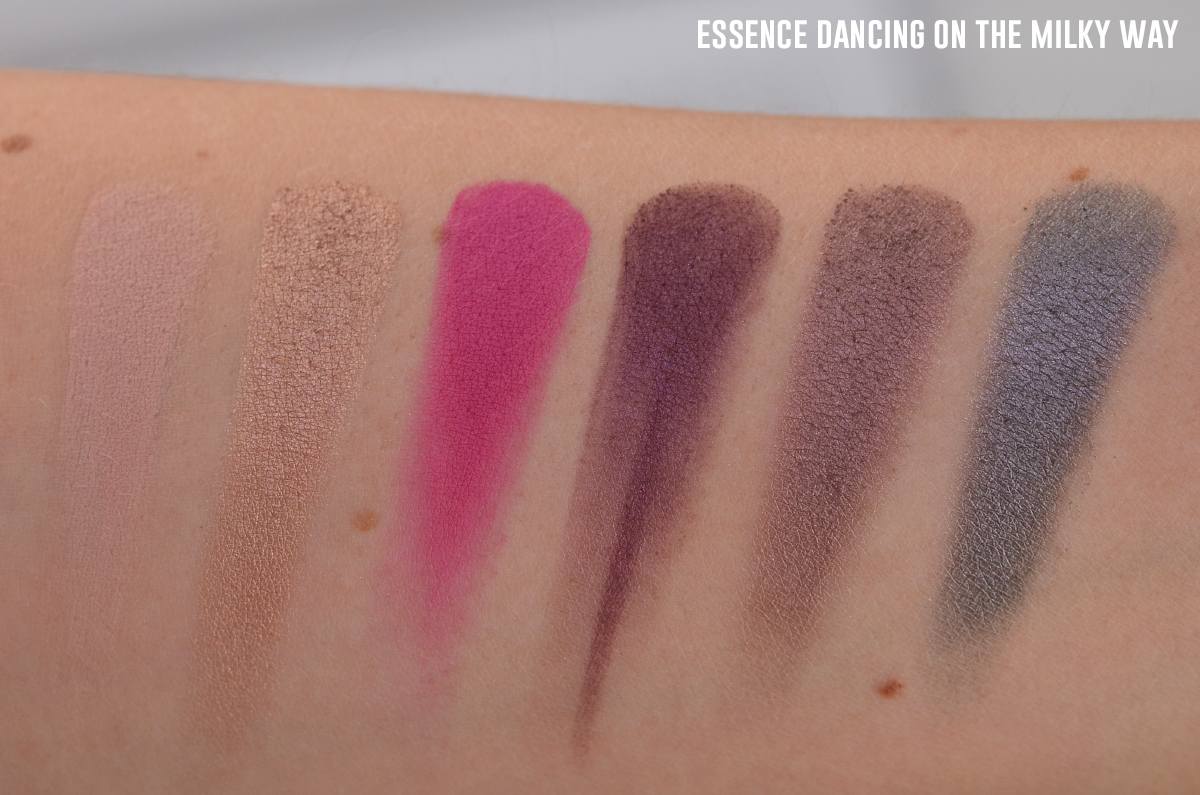 Review Essence Dancing on the Milky Way