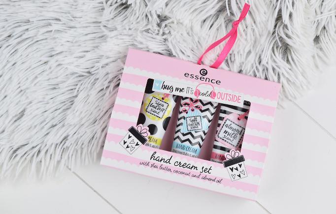 Essence Hand Cream Set Review