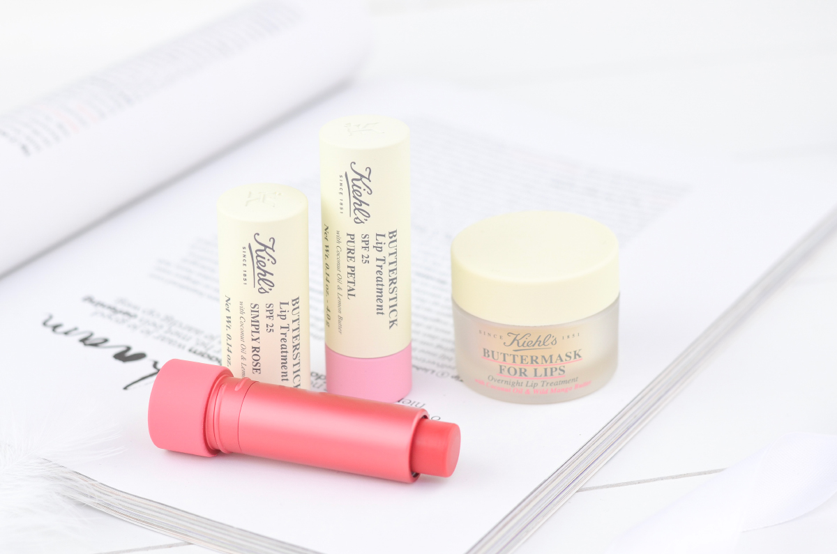 Kiehls Lip Treatments Review