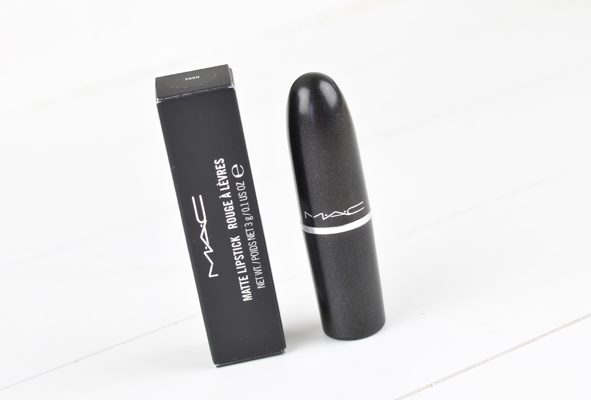 MAC Yash Matte Lipstick Review