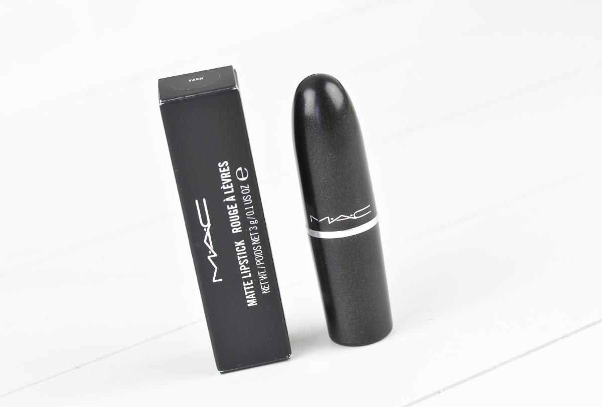MAC Yash Matte Lipstick Review