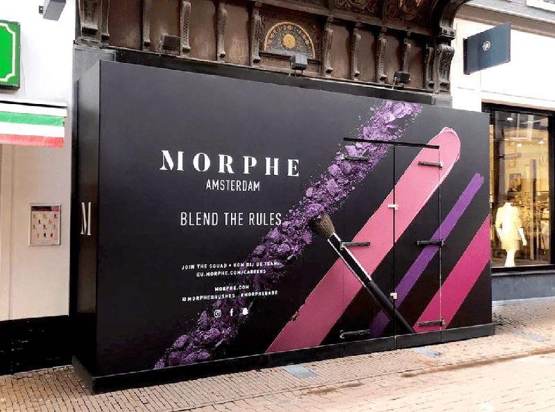 morphe store Nederland