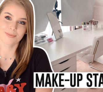 make up stash