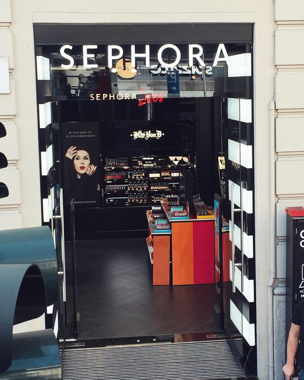 Milaan bezienswaardigheden tips Sephora