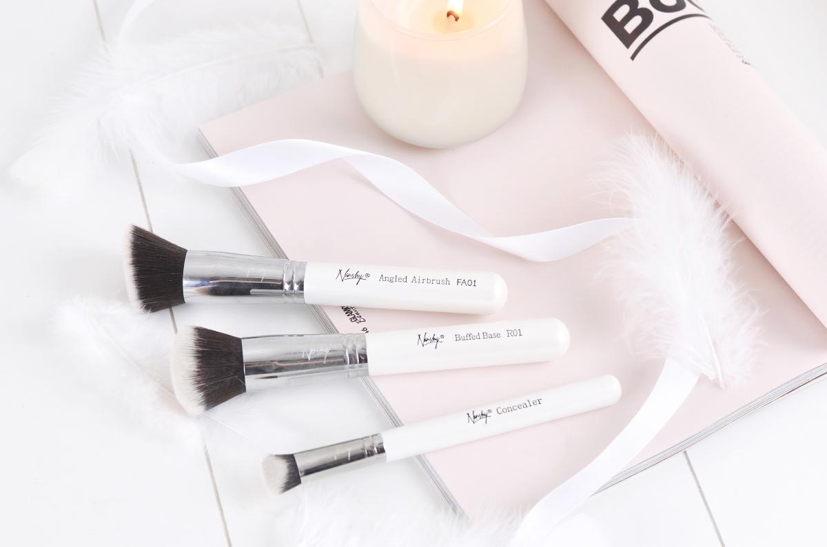 nanshy brushes review