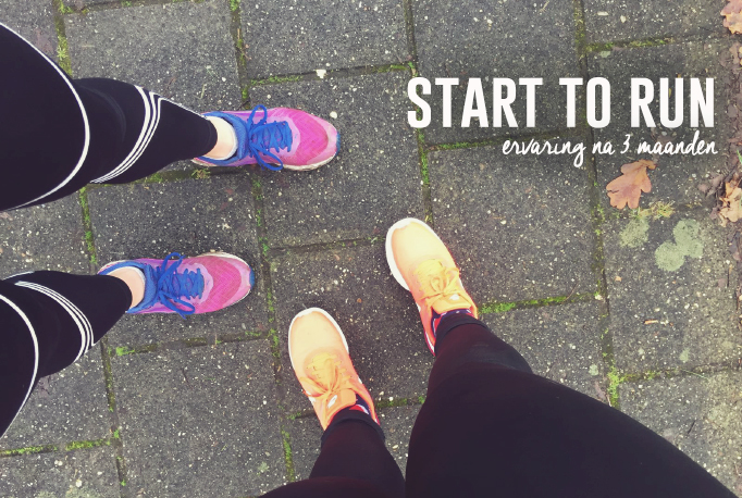 start tot run ervaring