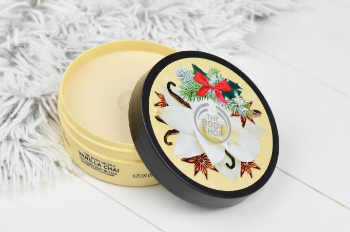 Kerst Body Butters van The Body Shop
