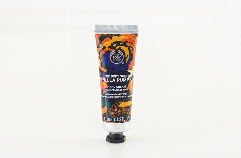 The Body Shop hand cream Review