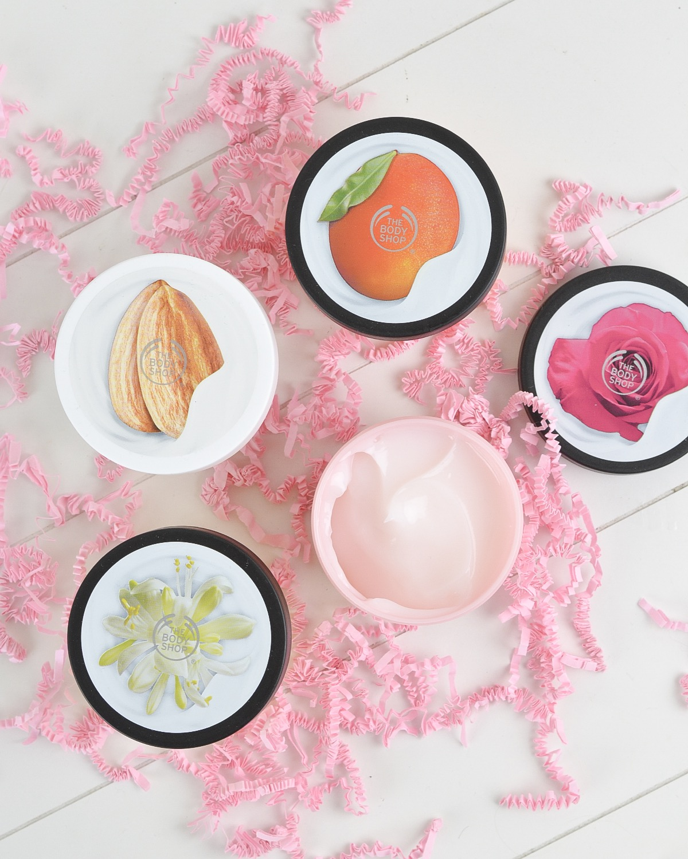 the body shop yogurt review