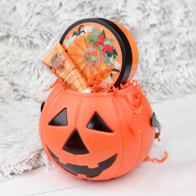 The Body Shop Vanilla Pumpkin Halloween