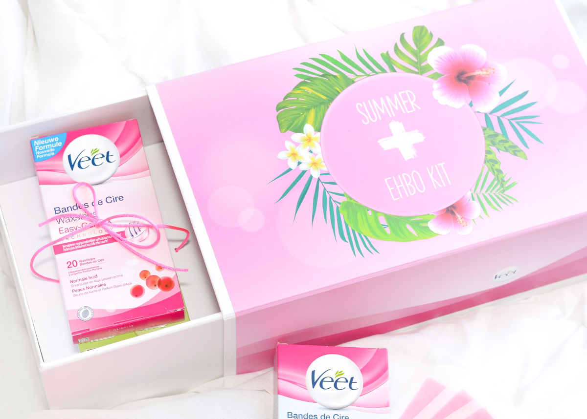 Veet Easy-Gelwax Review + Win!