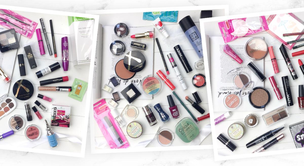 WIN Make-up Pakket youtube winactie
