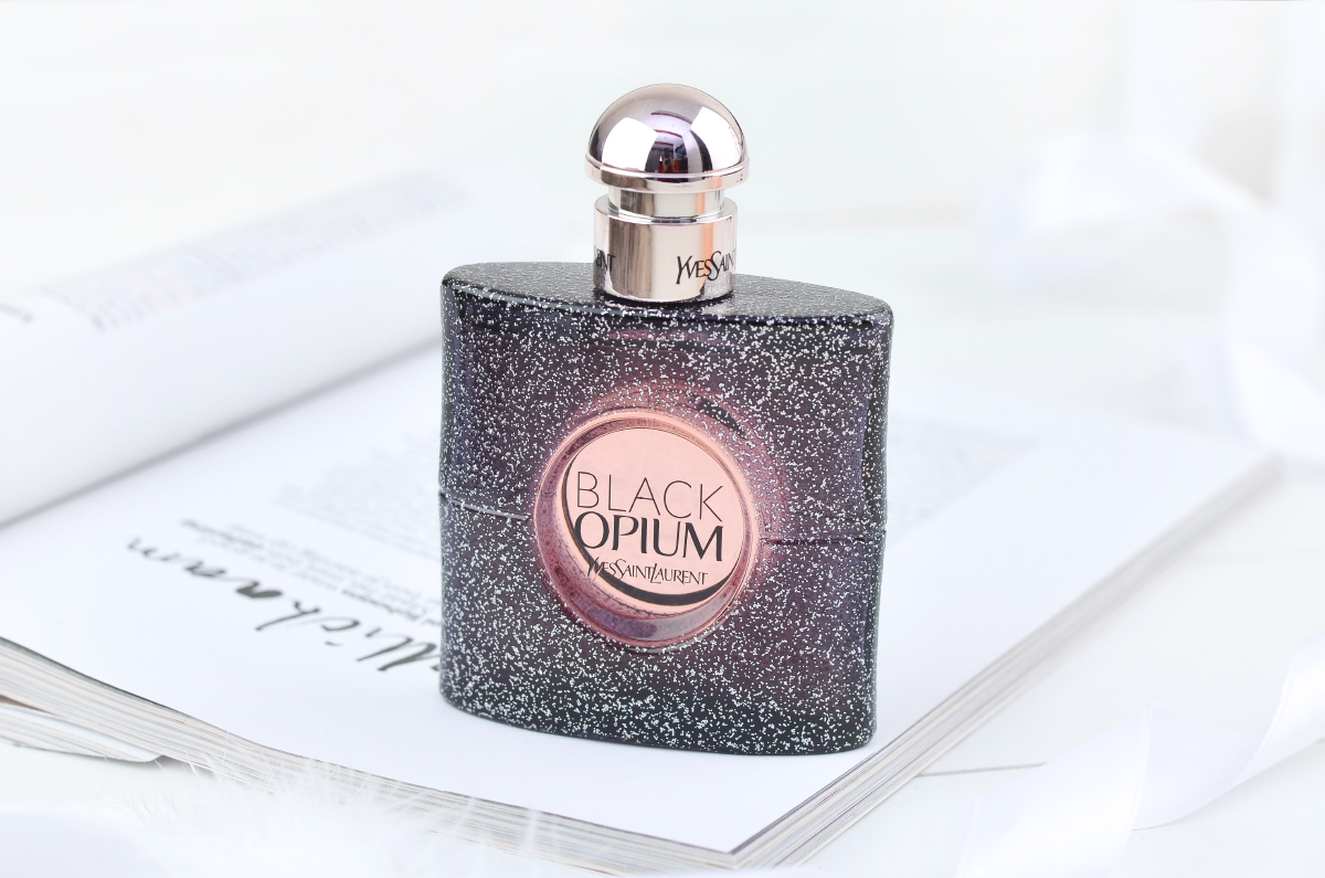 YSL Black Opium Parfum Review